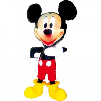Mickey gonflable