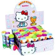 Bulles de Savon Hello Kitty avec jeu de patience