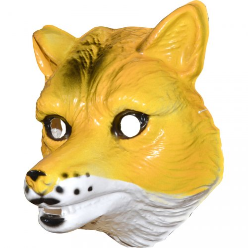 Masque Renard Enfant