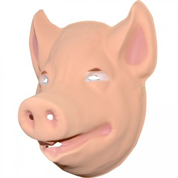 Masque Cochon Enfant