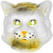 Masque Chat Enfant