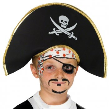 Chapeau de Pirate Bicorne Enfant
