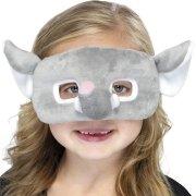 Masque Peluche Elephant