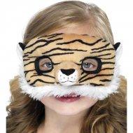 Masque Peluche Tigre