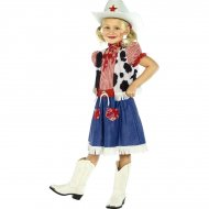D�guisement de Cowgirl Country
