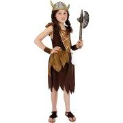 Déguisement Guerrière Viking 10-12 ans