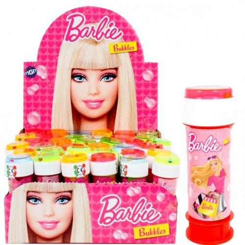 Bulle de Savon Barbie avec Jeu de patience