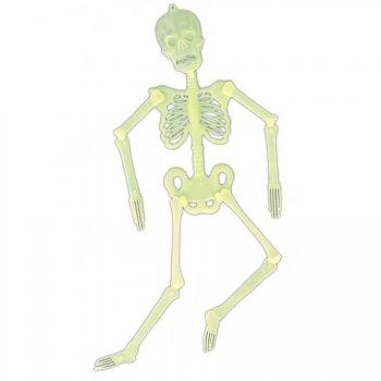 Squelette Articulé Phosphorescent 32 cm