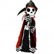 Squelette avec faux - Sonore et Lumineux