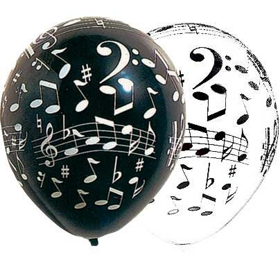 10 Ballons Dancing Music