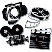 4 décors Cinéma XL