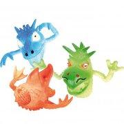 4 Monstres de Doigt