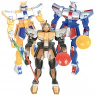 2 Robots Articulés