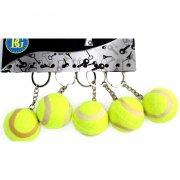 2 Portes-clés Balle de Tennis