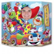 Fun Photo Clown Cirque