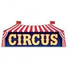 Décor Affiche Cirque