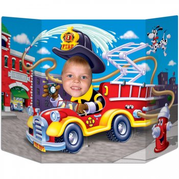 Fun Photo Pompier