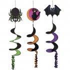 Guirlande Spirale Halloween Luxe