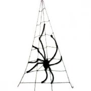 Toile d'Araignée Géante avec son Araignée XXL