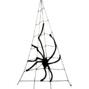 Toile d Araignée Géante avec son Araignée XXL