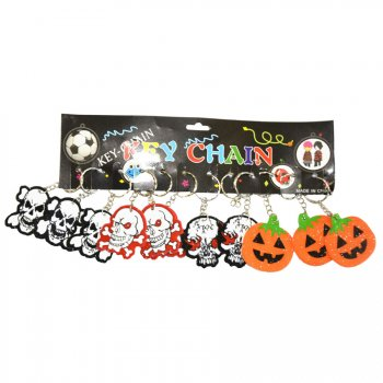 2 Porte-clés Halloween