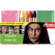 Set Maquillage Sorci�re / zombie