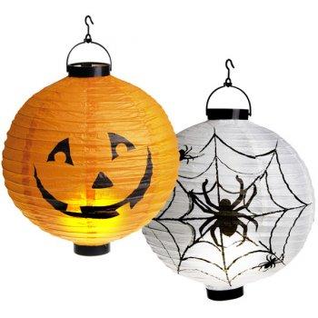 2 Lanternes LED Halloween