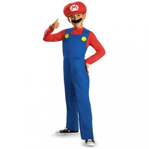 Déguisement Super Mario - Enfant