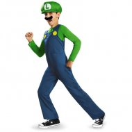 Déguisement Luigi - Enfant