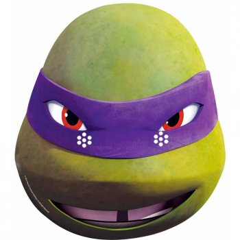 Masque Tortue Ninja Donatello