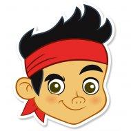 Masque Jake le Pirate