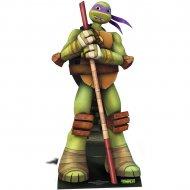 Silhouette Géante Carton Donatello (164 cm)