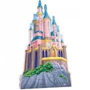Silhouette G�ante Carton Ch�teau Disney