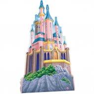 Silhouette Géante Carton Château Disney