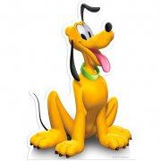 Silhouette G�ante Carton Pluto (95 cm)