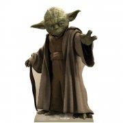 Silhouette Carton Star Wars Yoda (76 cm)