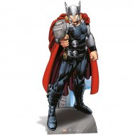 Silhouette Géante Carton Avengers Thor (184 cm)