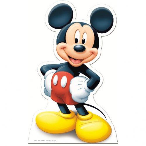 Silhouette Carton Mickey (88 cm)