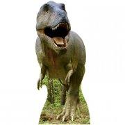 Silhouette G�ante Carton Tyrannosaure