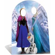 Photo Fun G�ant en carton Reine des Neiges