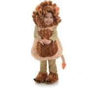Déguisement Peluche Lion 4-6 ans