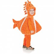 D�guisement Peluche Poisson Clown