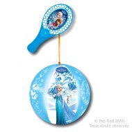 Tape balle Elsa Reine des Neiges