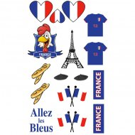 Tatouages Supporter France