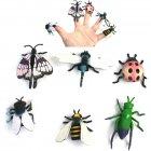 1 Marionnette de Doigt Insecte