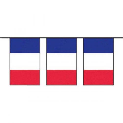 Guirlande 15 Pavillons France
