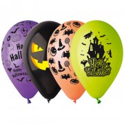 10 Ballons Halloween Party