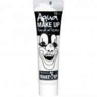 Tube Maquillage Aquacolor Blanc (15 ml)