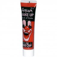 Tube Maquillage Aquacolor Rouge (15 ml)