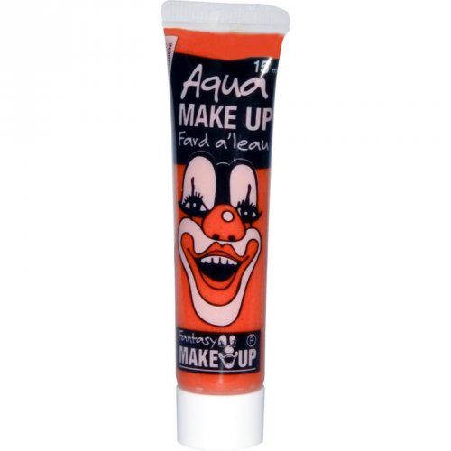 Tube Maquillage Aquacolor Orange (15 ml)